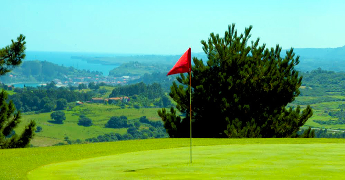 Spain Golf La Rasa de Berbes Golf Course Three Teetimes