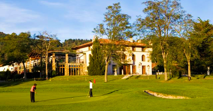 Spain Golf Courses | Larrabea   - Photo 1 Teetimes