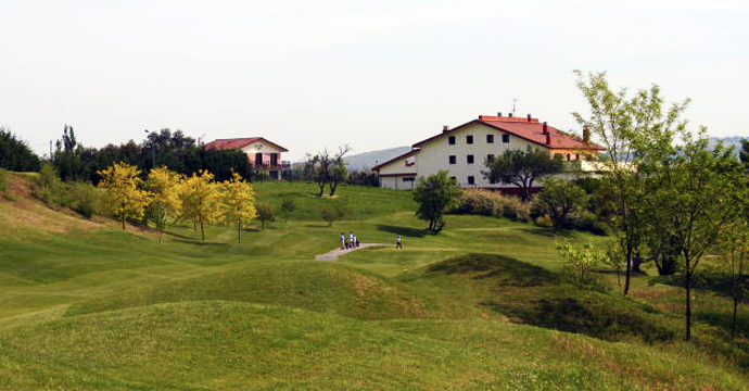 Spain Golf Courses San Sebastián Basozaba Teetimes