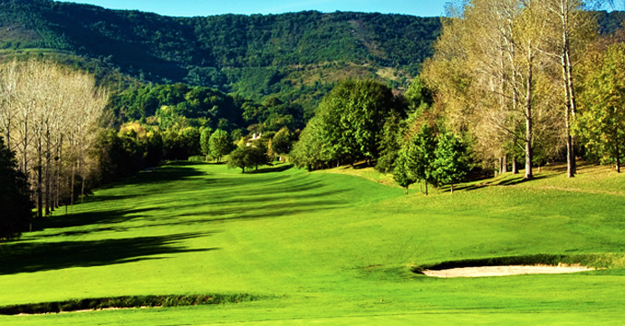 Spain Golf Real San Sebastián Golf Course Two Teetimes
