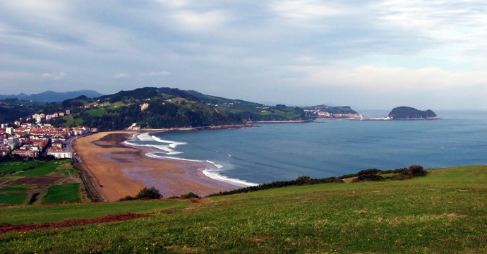 Spain Golf Real Zarauz Golf Course Two Teetimes