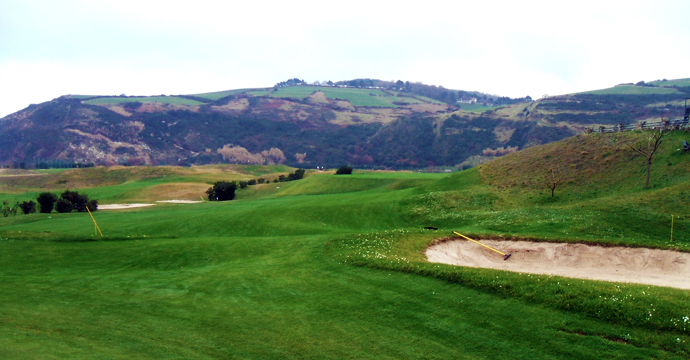 Spain Golf Real Zarauz Golf Course Three Teetimes