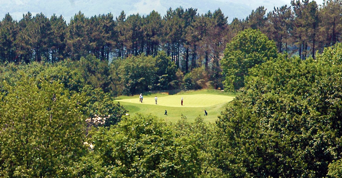 Spain Golf Neguri Real Golf Course Two Teetimes