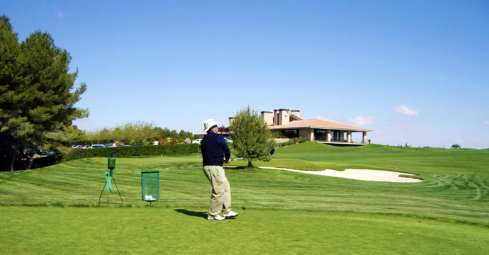 Spain Golf Las Pinaillas Golf Course Two Teetimes