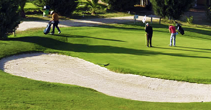 Spain Golf Pablo Hernandez Golf Course Teetimes