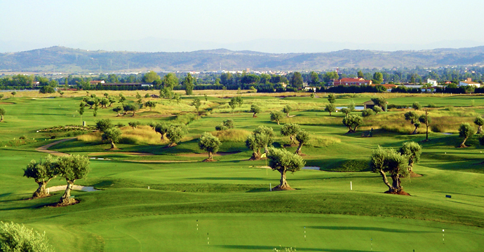 Spain Golf Courses Palomarejos Teetimes