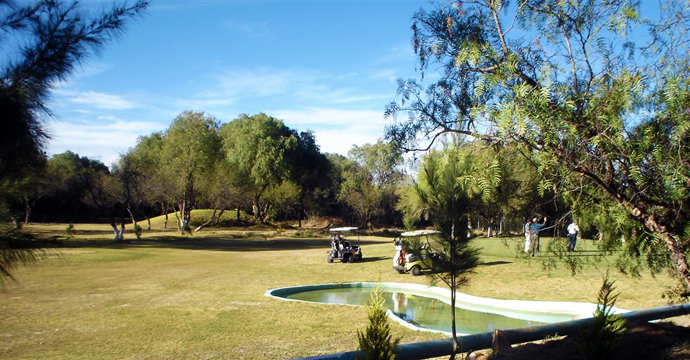 Spain Golf El Fresnillo Golf Course Two Teetimes