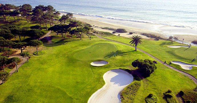 Portugal Golf Vale do Lobo Ocean Teetimes