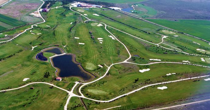 Spain Golf Courses Riocerezo Teetimes