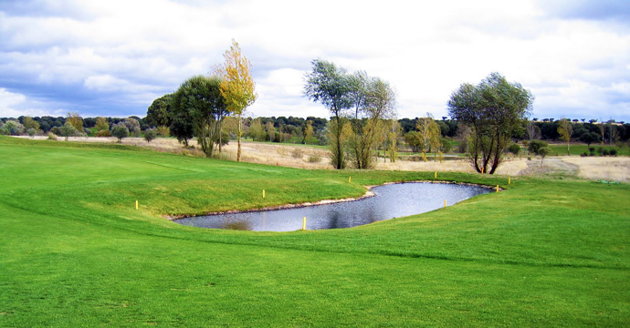Spain Golf Courses Salamanca Teetimes