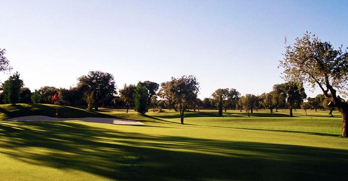 Spain Golf Courses La Valmuza Teetimes
