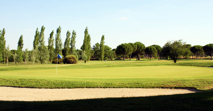Spain Golf Entrepinos Golf Course Teetimes