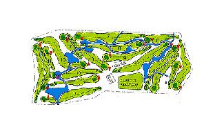 Norba Golf Course map