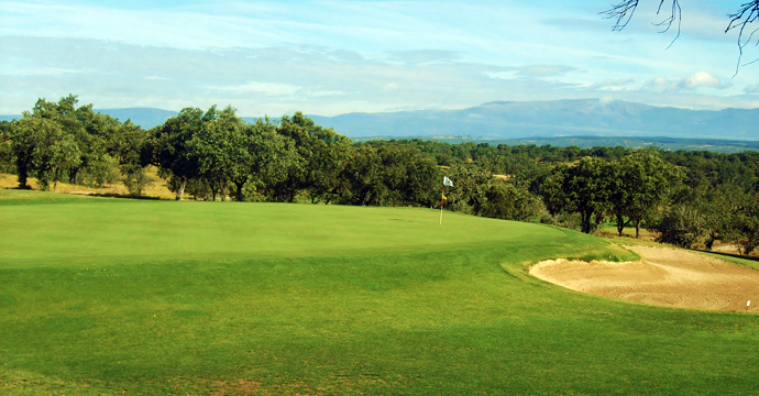 Spain Golf Talayuela Golf Course Three Teetimes