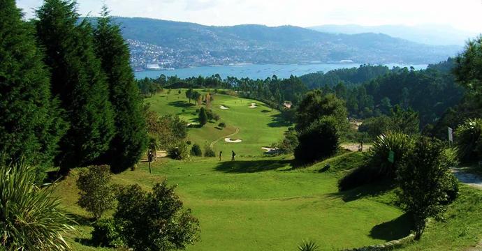 Spain Golf Ría de Vigo Golf Course Teetimes