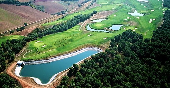 Spain Golf Rioja Alta Golf Course Three Teetimes
