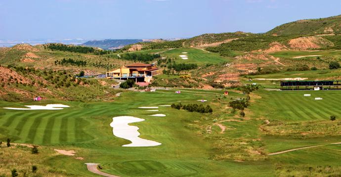 Spain Golf Logroño Golf Course Two Teetimes