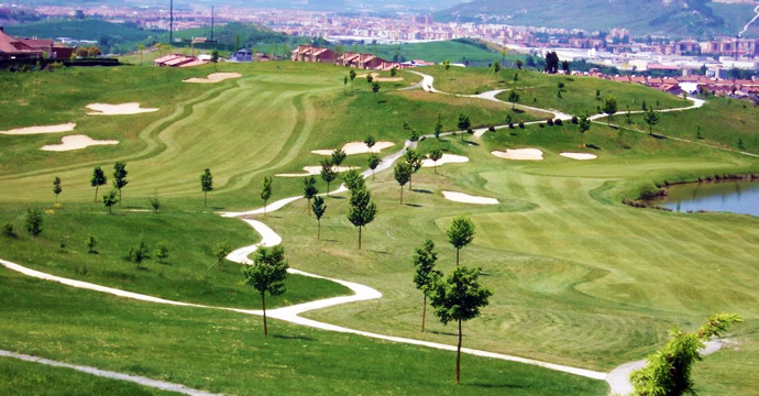 Portugal Golf Castillo de Gorraiz Golf Course Teetimes