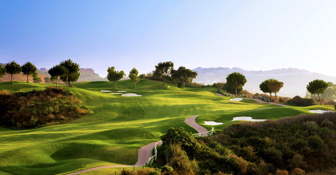 Spain Golf La Cala America Golf Course Teetimes