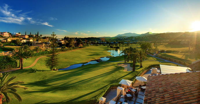 Spain Golf Courses Los Naranjos Golf Teetimes