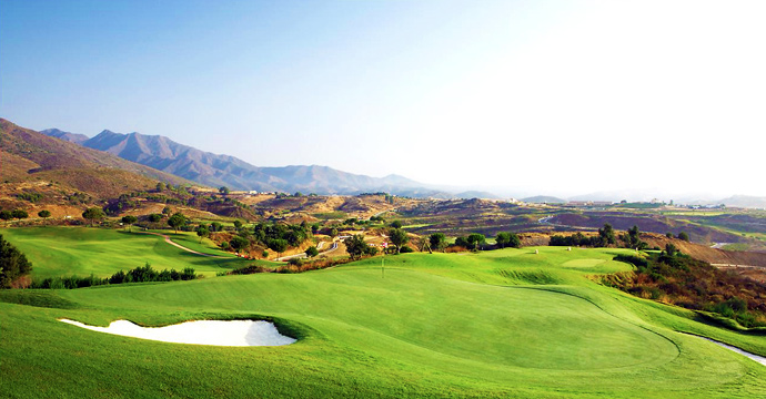 Spain Golf La Cala Asia Golf Course Teetimes