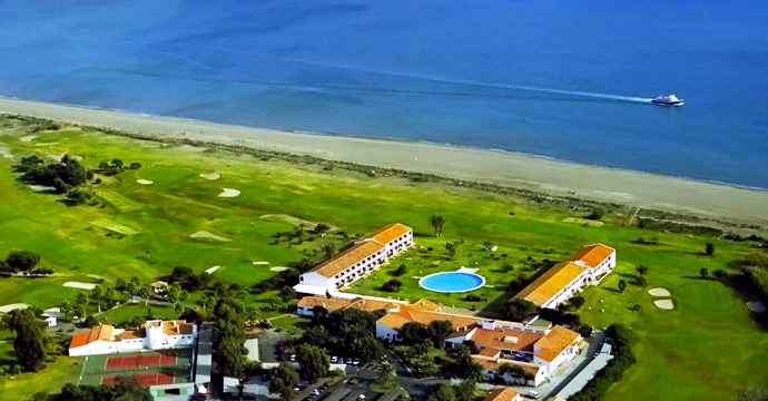 Spain Golf Courses Parador de Malaga Teetimes