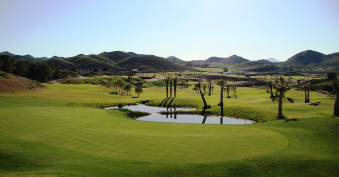 Spain Golf Courses Lorca Resort Golf & Spa  Teetimes