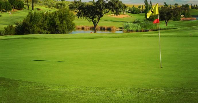 Spain Golf Courses Hato Verde Club de Golf Teetimes