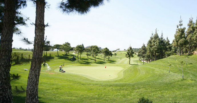 Spain Golf El Chaparral Teetimes