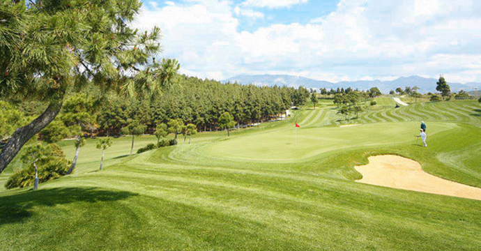 Spain Golf El Chaparral golf Package  plus buggy Two Teetimes