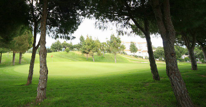 Spain Golf Cabopino - El Chaparral - Torrequebrada Four Teetimes