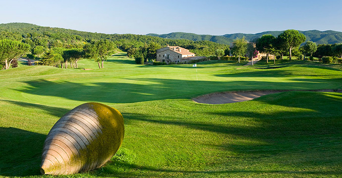 Spain Golf d'Aro Golf Course Teetimes