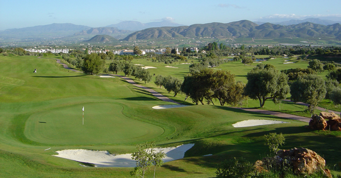 Spain Golf Courses Lauro Teetimes