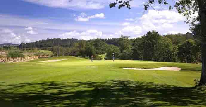 Spain Golf Courses Golf de Miño Teetimes