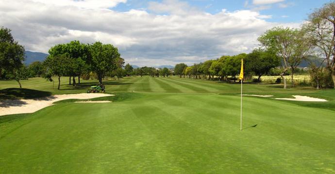 Spain Golf Malaga 2 Golf Courses  Four Teetimes