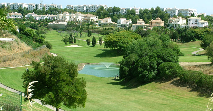 Spain Golf Courses Miraflores Golf Club Teetimes
