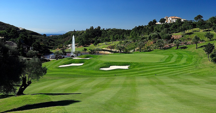 Spain Golf Courses Marbella Club Golf Resort Teetimes