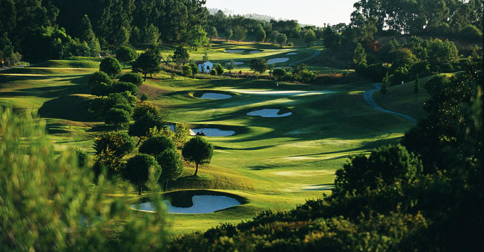 Portugal Golf Penha Longa Atlantic Championship Golf Course Teetimes