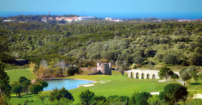 Portugal Golf Cascais / Estoril Golf Package Four Teetimes
