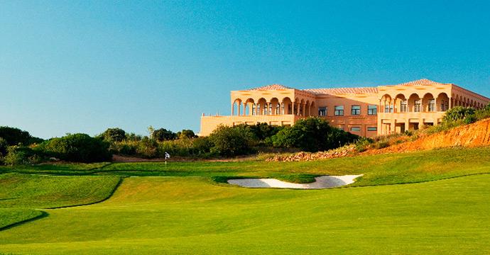 Portugal Golf Amendoeira Faldo Golf Course Three Teetimes
