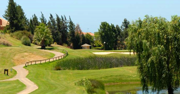 Portugal Golf Islantilla Golf Course Teetimes