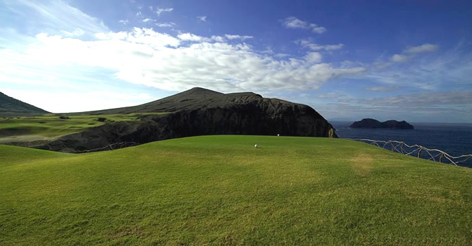 Portugal Golf Porto Santo Golf Course Two Teetimes