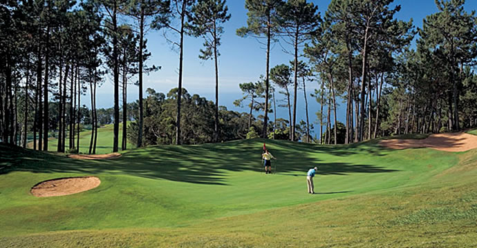 Portugal Golf Madeira Golf Passport  Four Teetimes