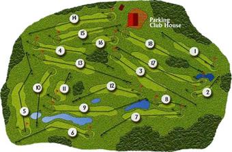 Furnas Golf Course map