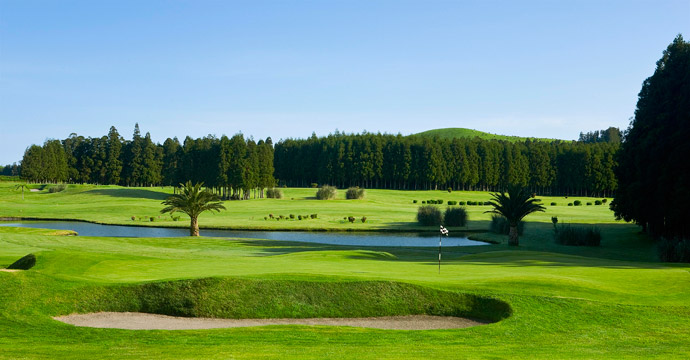 Portugal Golf Furnas Golf Course Two Teetimes